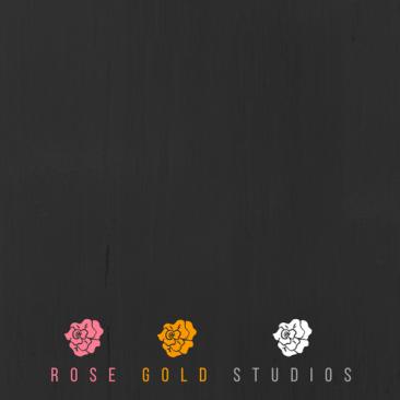 Rose Gold Studios Branding Concept
