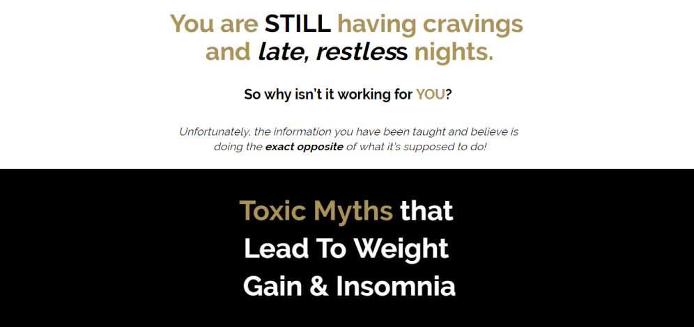 Toxic Myths Free Webinar Lead Page 1