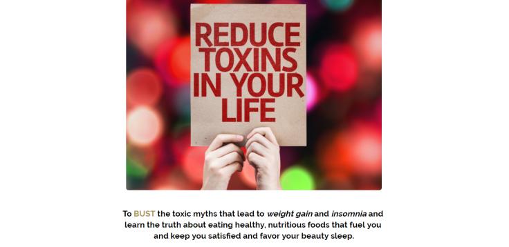Toxic Myths Free Webinar Lead Page 4