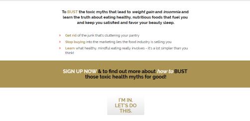 Toxic Myths Free Webinar Lead Page 5
