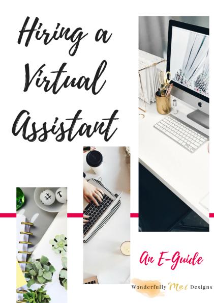 Hiring a Virtual Assistant E-Guide