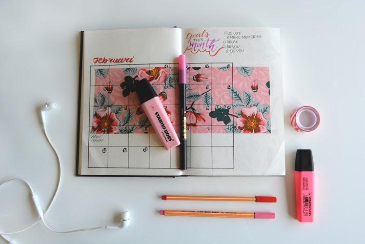 Organiser planner
